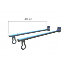 ML05 Держатель для перекладины 300мм. (пара)