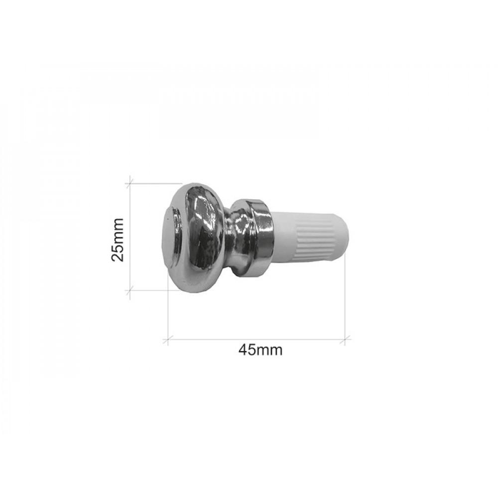 M7086 Наконечник для трубы 16мм