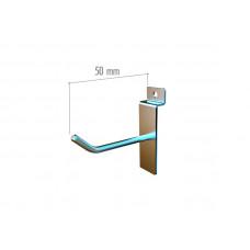 GD2092(К) Гачок 50мм для економпанелей