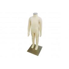 DY-6 Манекен детский трансформер без головы (обтянутый тканью)