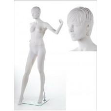 Манекен жіночий DANIELA / MA2 / L4 (RAL 9001)