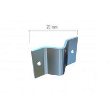 2010 (К) Крепеж решетки к стене