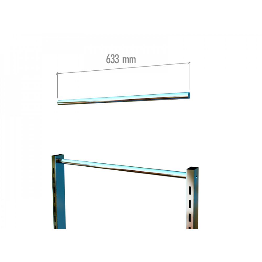 5120a Стяжка для прямоугольного профиля 633mm