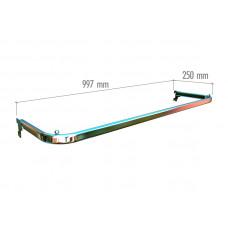 5032а tw Рамка экспозиционная тип U (997*250)