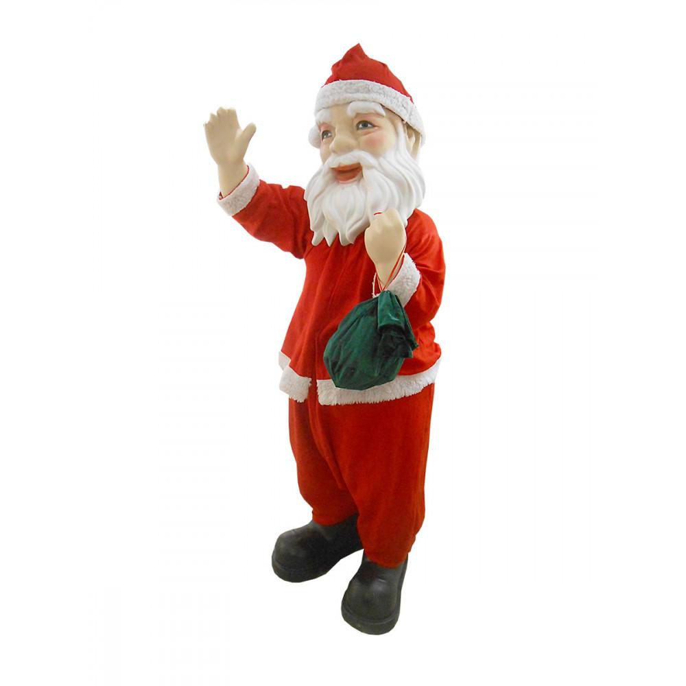 Манекен чоловічий реалістичний Santa Claus