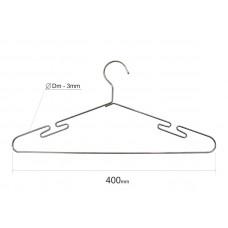 Плечики для одежды type 7 (хром)