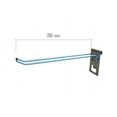 G 2110 Гачок подвійний 200мм