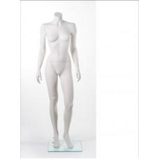 Манекен жіночий без голови MM-BG13 (RAL 9001)