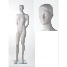 Манекен жіночий K / FT2 / A2 / FL5 (беж RAL 9001)