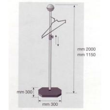 1017 Стойка выставочная с регулировкой высоты