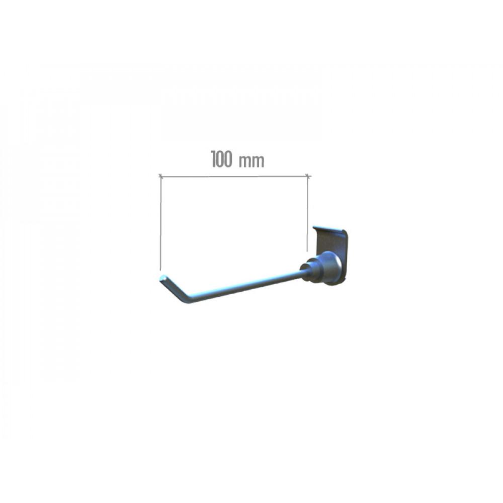 ML16-1 Крючок 100мм.