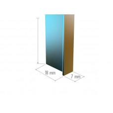 КР3.03tw 1220mm Вкладка між панелями Т-подібна