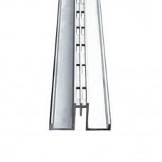 Профіль алюмінієвий подвійний ALIAS-002 (3000 мм)